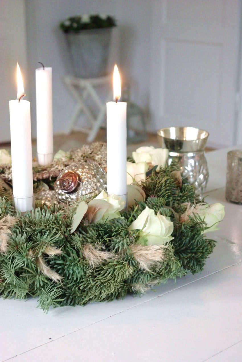 Navidad - velas