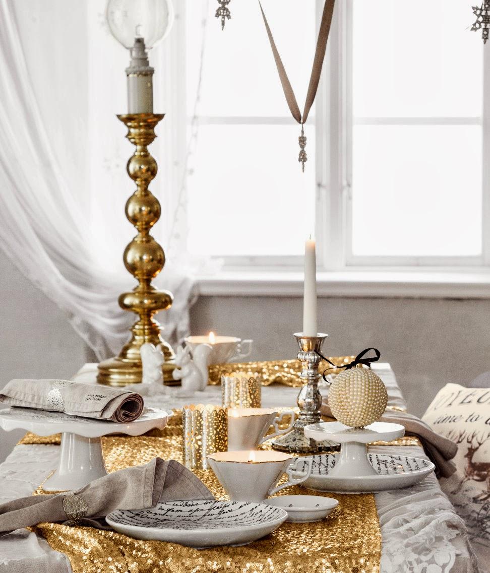 Nochevieja - candelabros