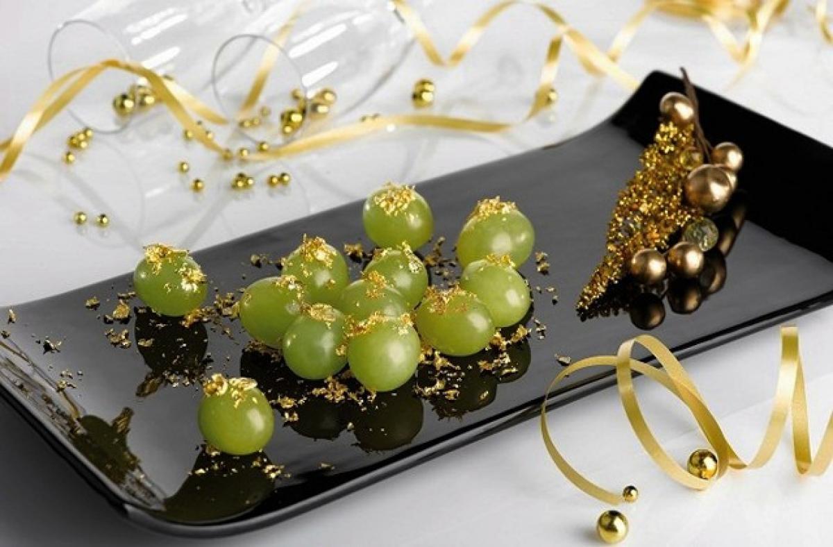 Nochevieja - las uvas