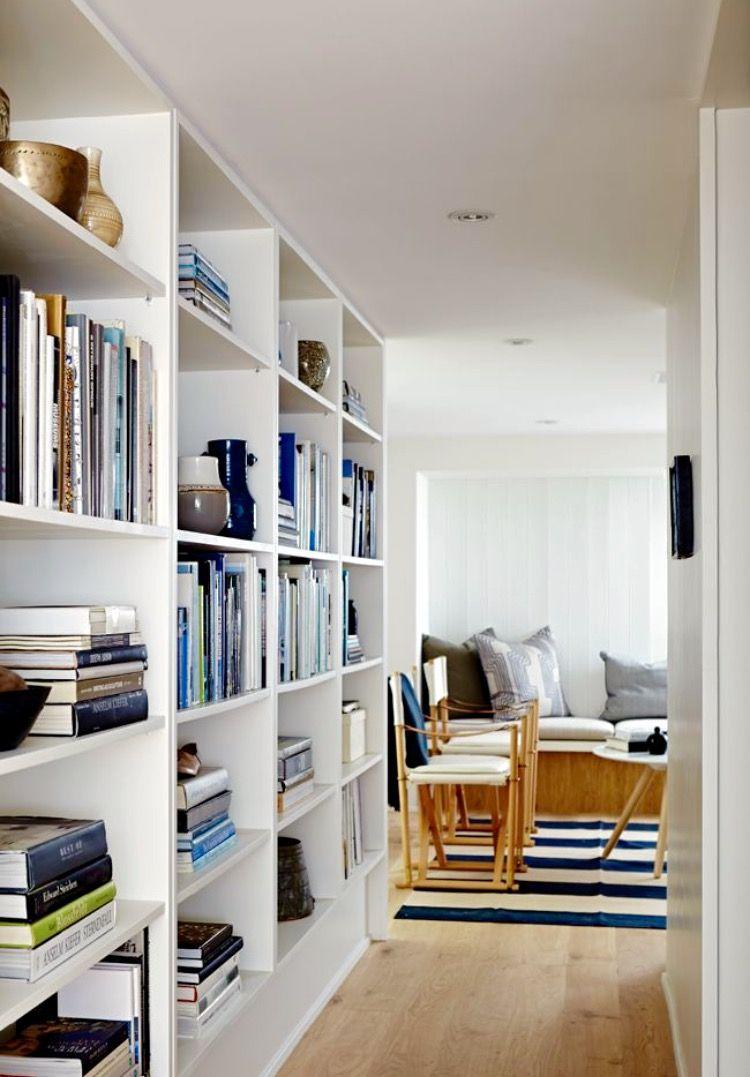 Decoración de pasillos - libreria