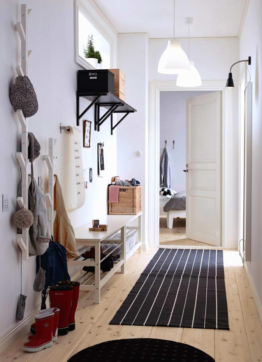 Decoración de pasillos - mobiliario