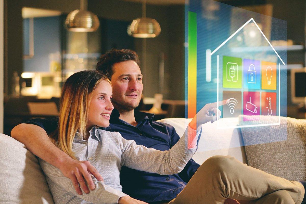 casa inteligente - elementos esenciales