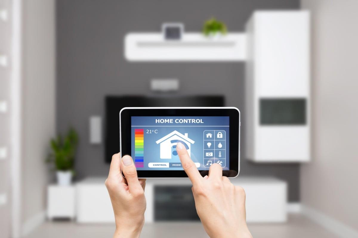 casa inteligente- ahorro energético