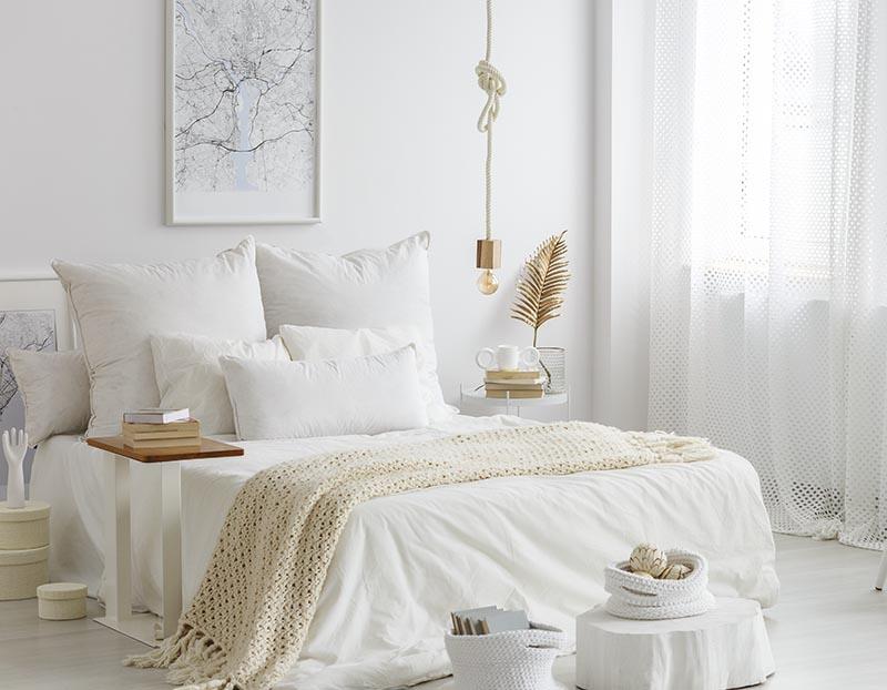 dormitorios- colores claros