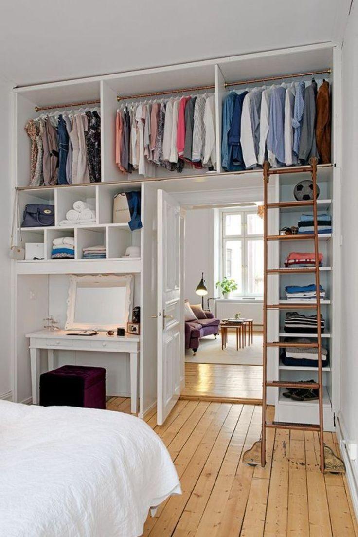 dormitorios - aprovechar el espacio