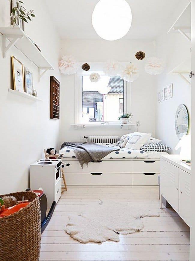 dormitorios - camas elevadas