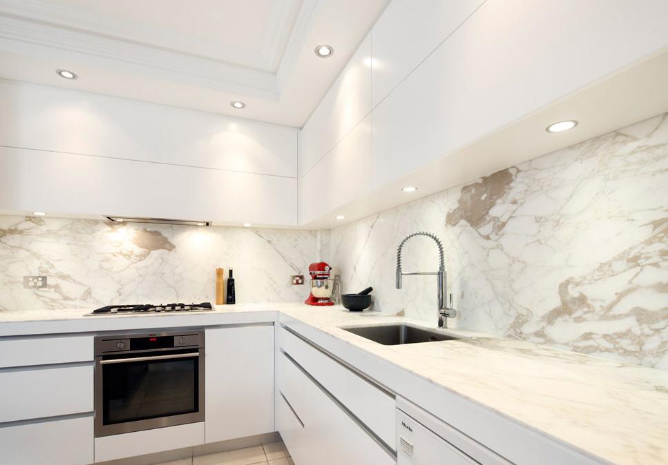 encimeras de cocina de mármol