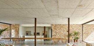 microcemento - Safari house
