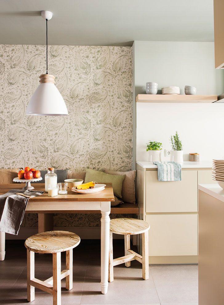 papel pintado -cocina