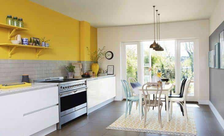 C mo renovar la cocina y el ba o con pintura para azulejos - Pintura para azulejos bano ...