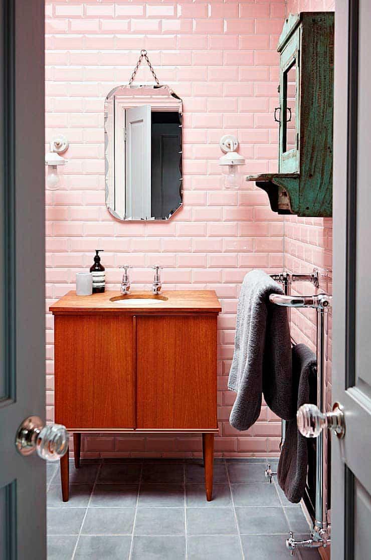 como renovar la cocina y el bano con pintura para azulejos 3