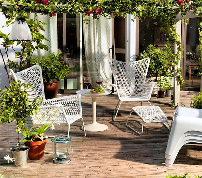 mobiliario de jardin 10
