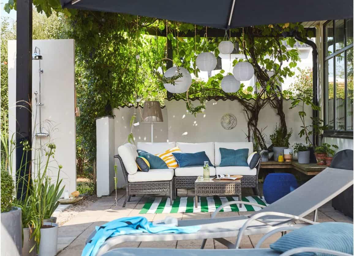mobiliario de jardin 2