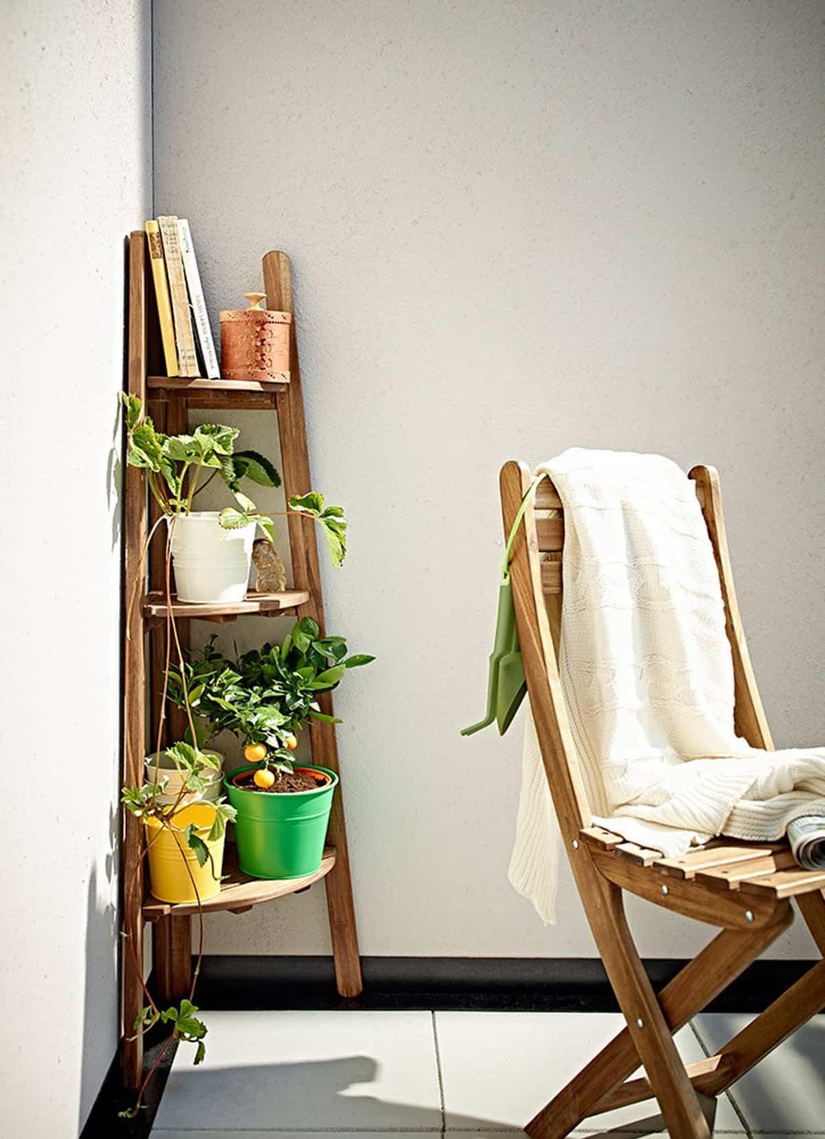 ideas para la decoracion de balcones pequenos 11