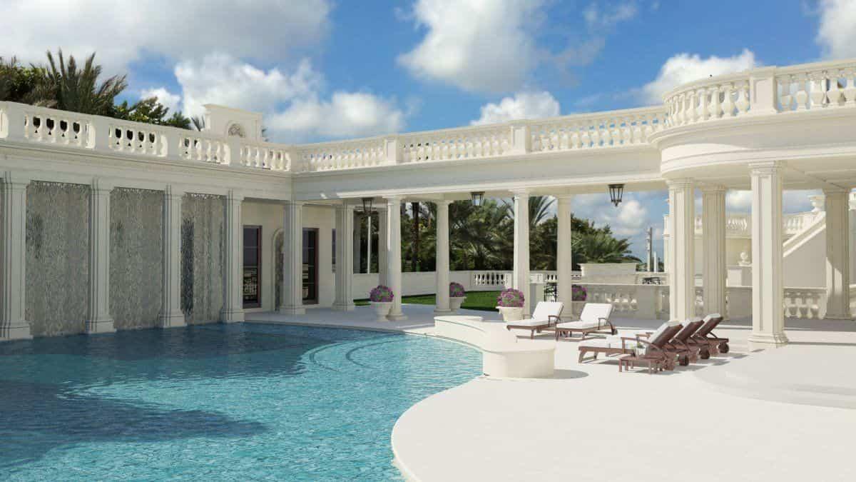 las residencias de lujo mas impresionantes del mundo 1