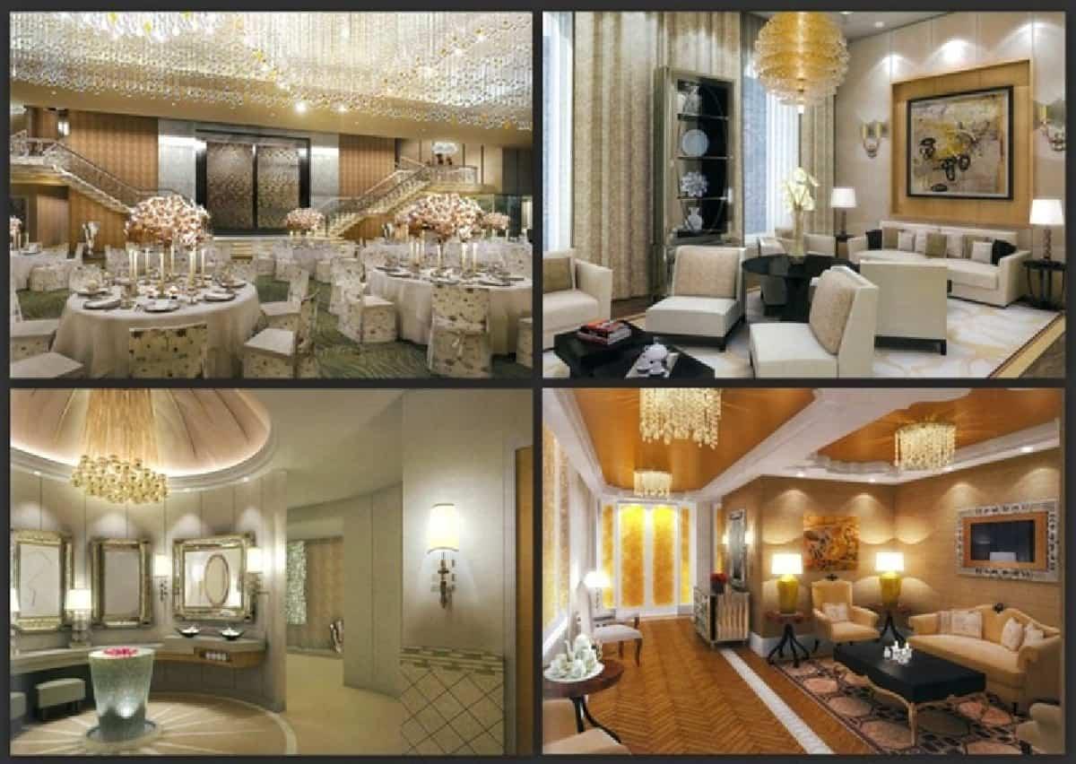las residencias de lujo mas impresionantes del mundo 12