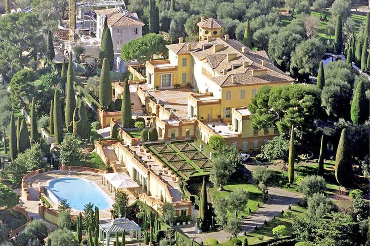 las residencias de lujo mas impresionantes del mundo 2