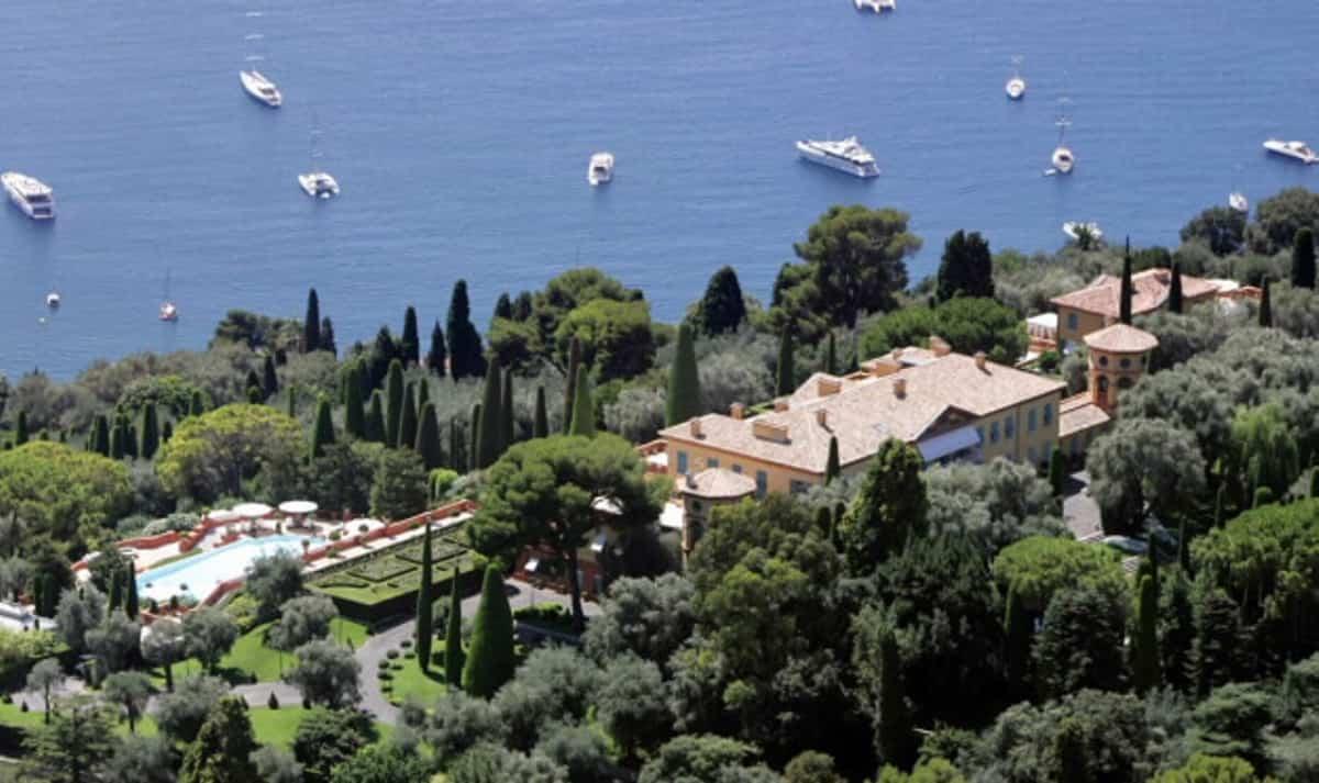 las residencias de lujo mas impresionantes del mundo 3