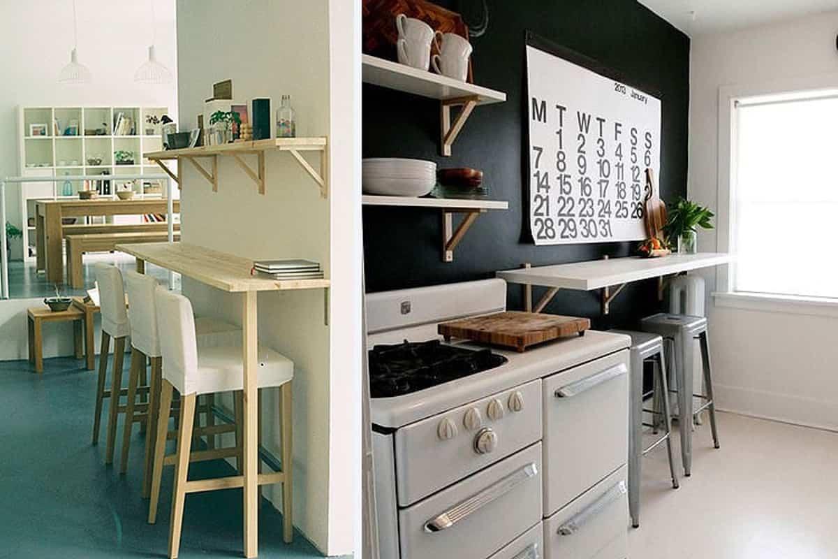 barras de cocina 8