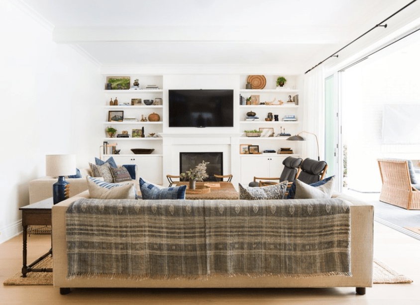 combinar mesa de centro con distintos tipos de sofa 4