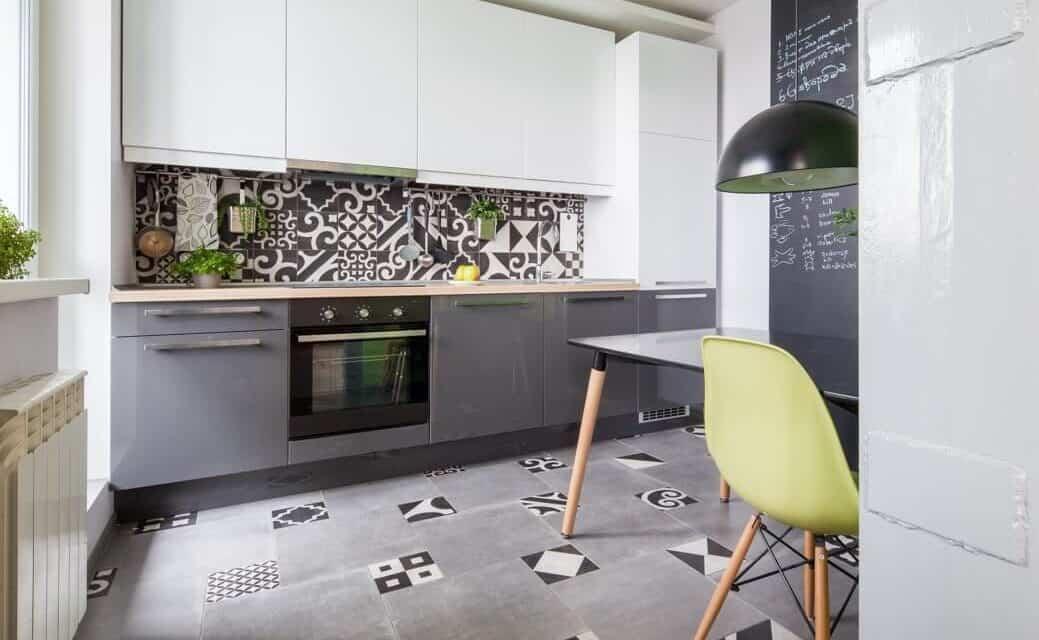 como decorar una cocina de estilo nordico 11