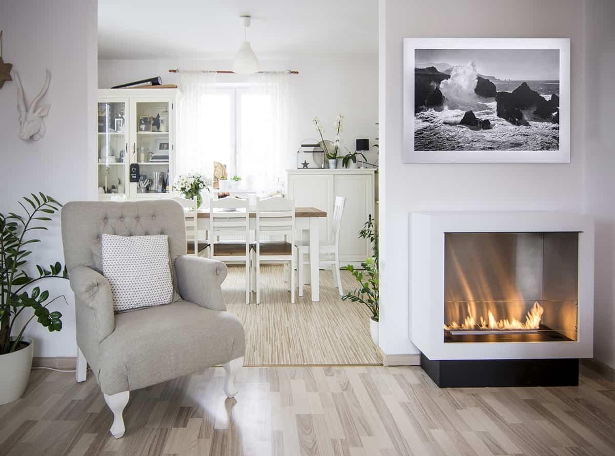 Chimeneas de bioetanol: un sistema de calefacción ecológico y decorativo