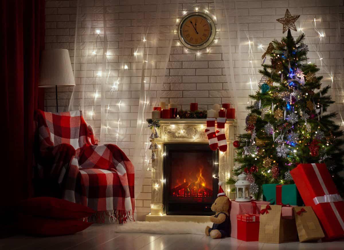 como iluminar la casa en navidad 2