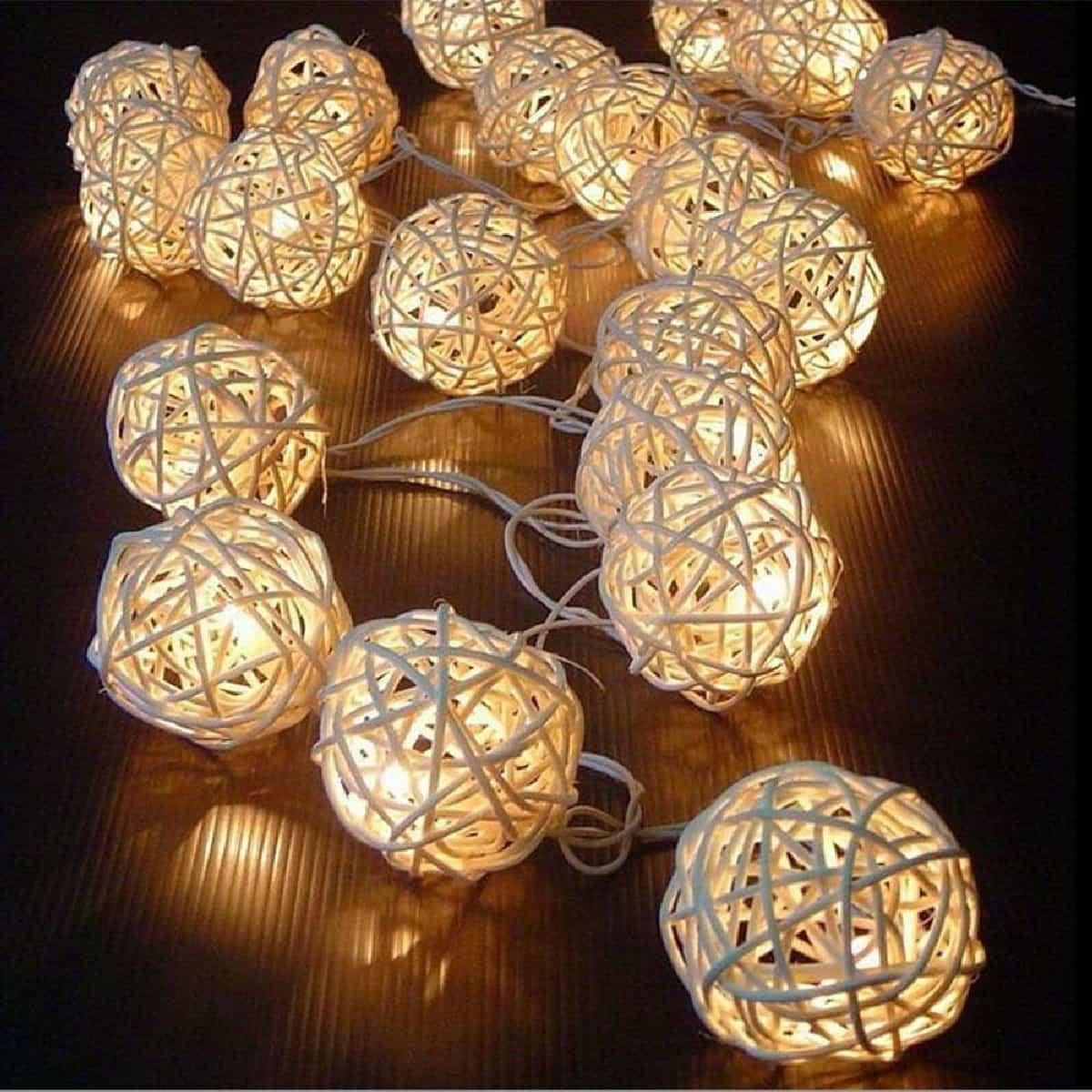 como iluminar la casa en navidad 3