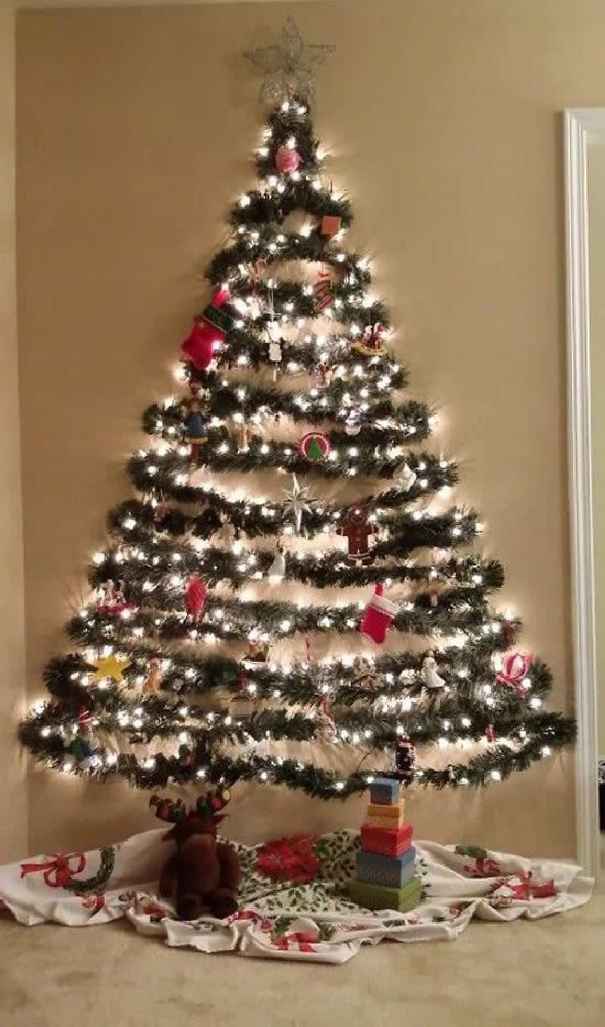 como iluminar la casa en navidad 4