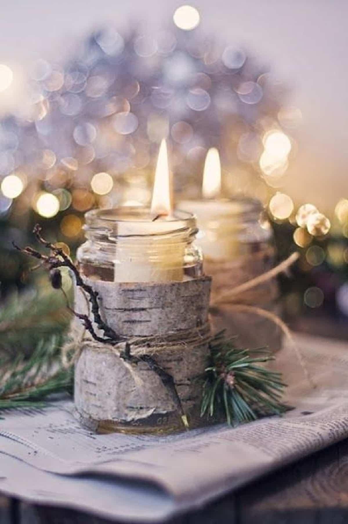 como iluminar la casa en navidad 5