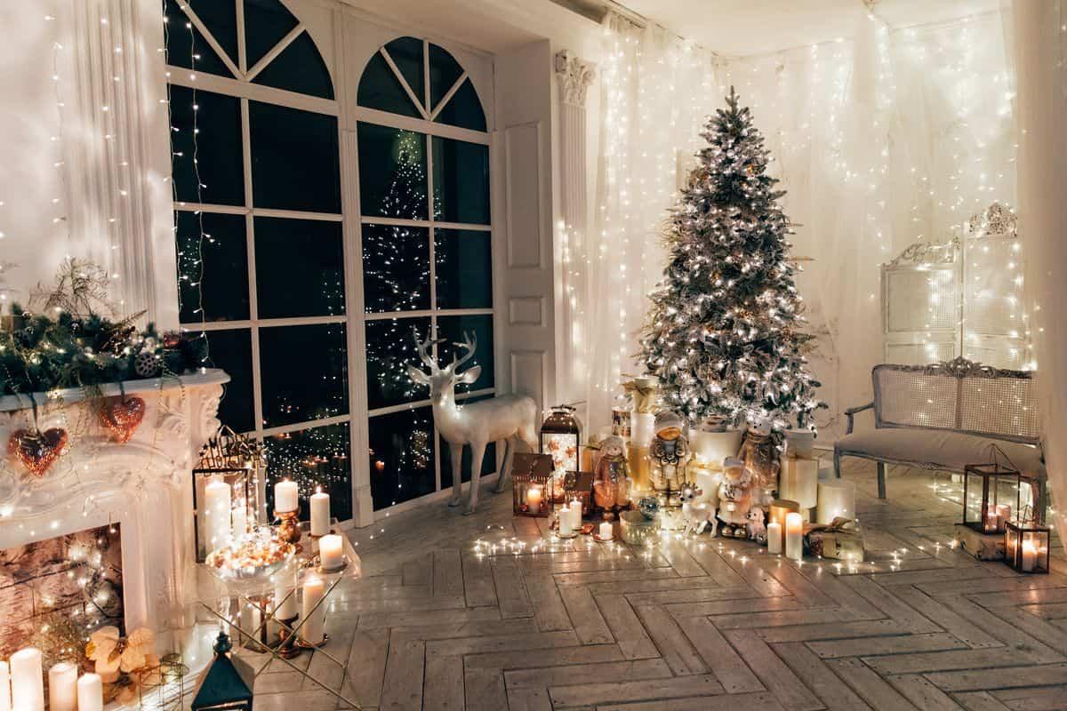 Cómo iluminar la casa en Navidad: trucos y consejos
