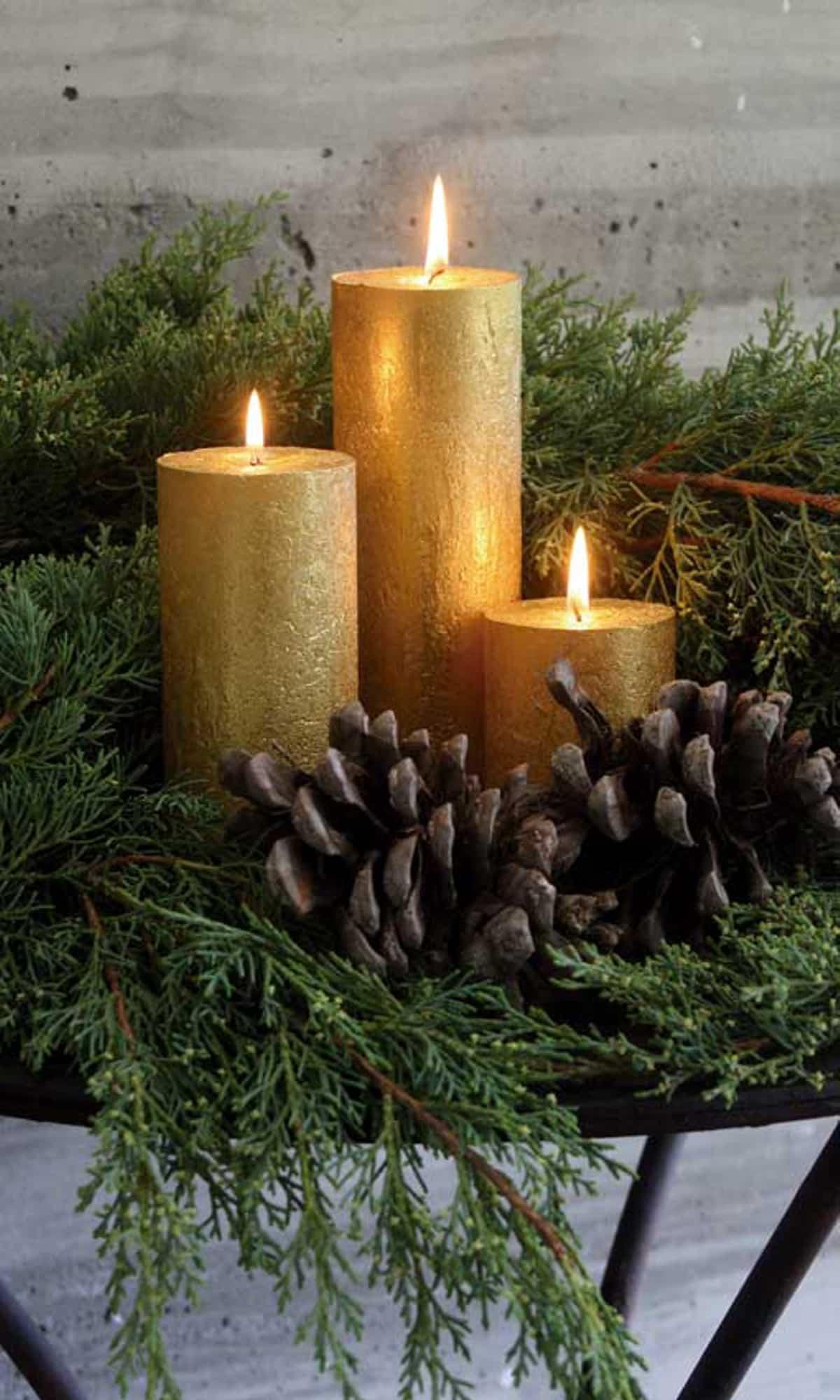 como iluminar la casa en navidad 7