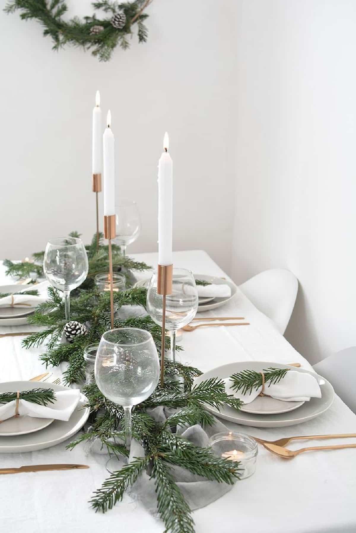 ideas originales para centros de mesa navidenos 11