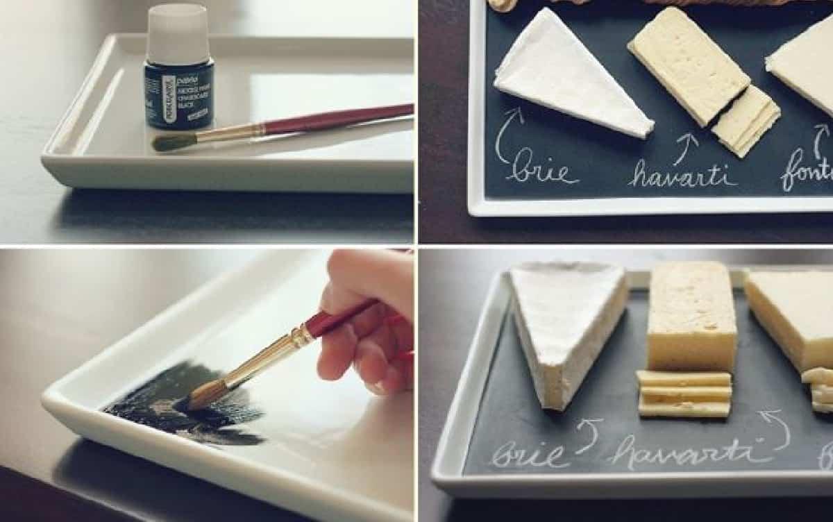 pintura de pizarra ideas y consejos para decorar la casa 15