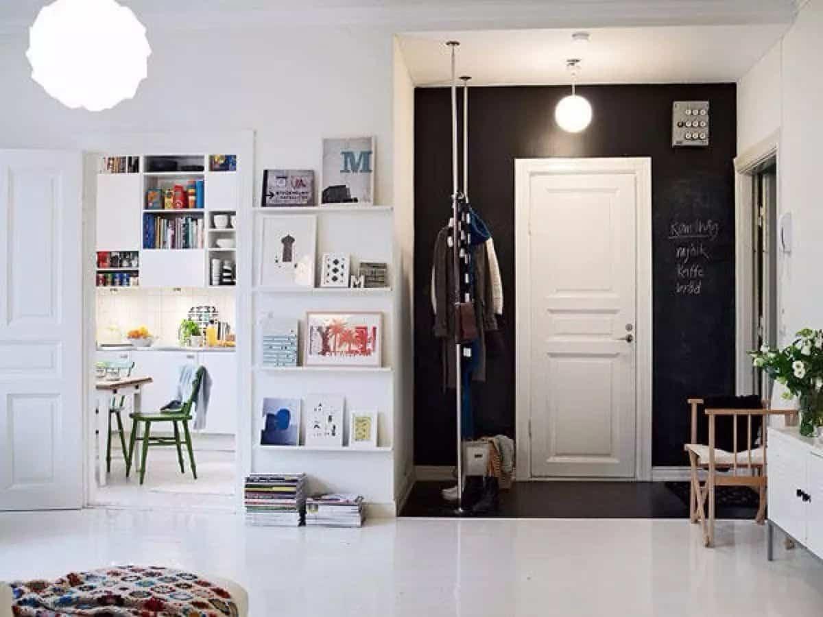 pintura de pizarra ideas y consejos para decorar la casa 5