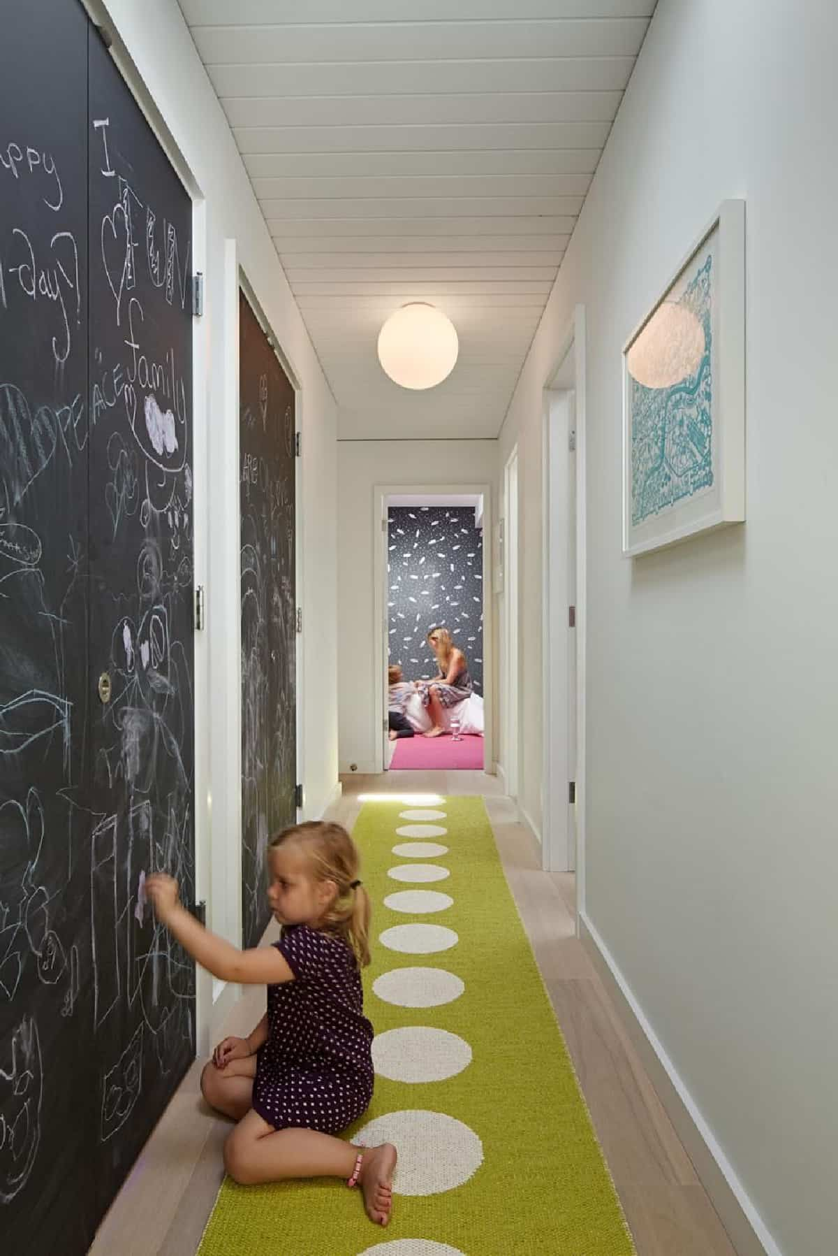 pintura de pizarra ideas y consejos para decorar la casa 7