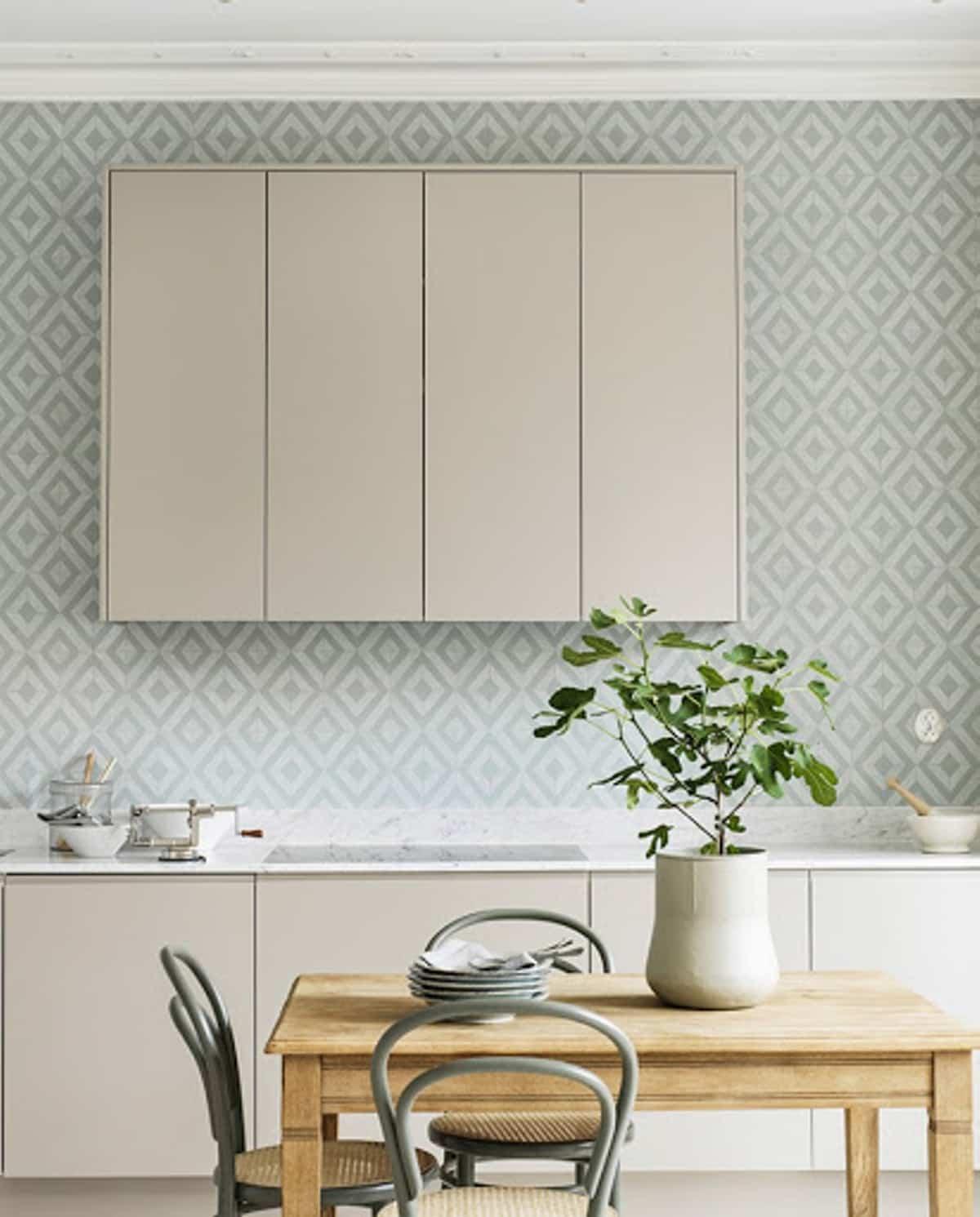 ideas para renovar las paredes de la cocina sin obras 13