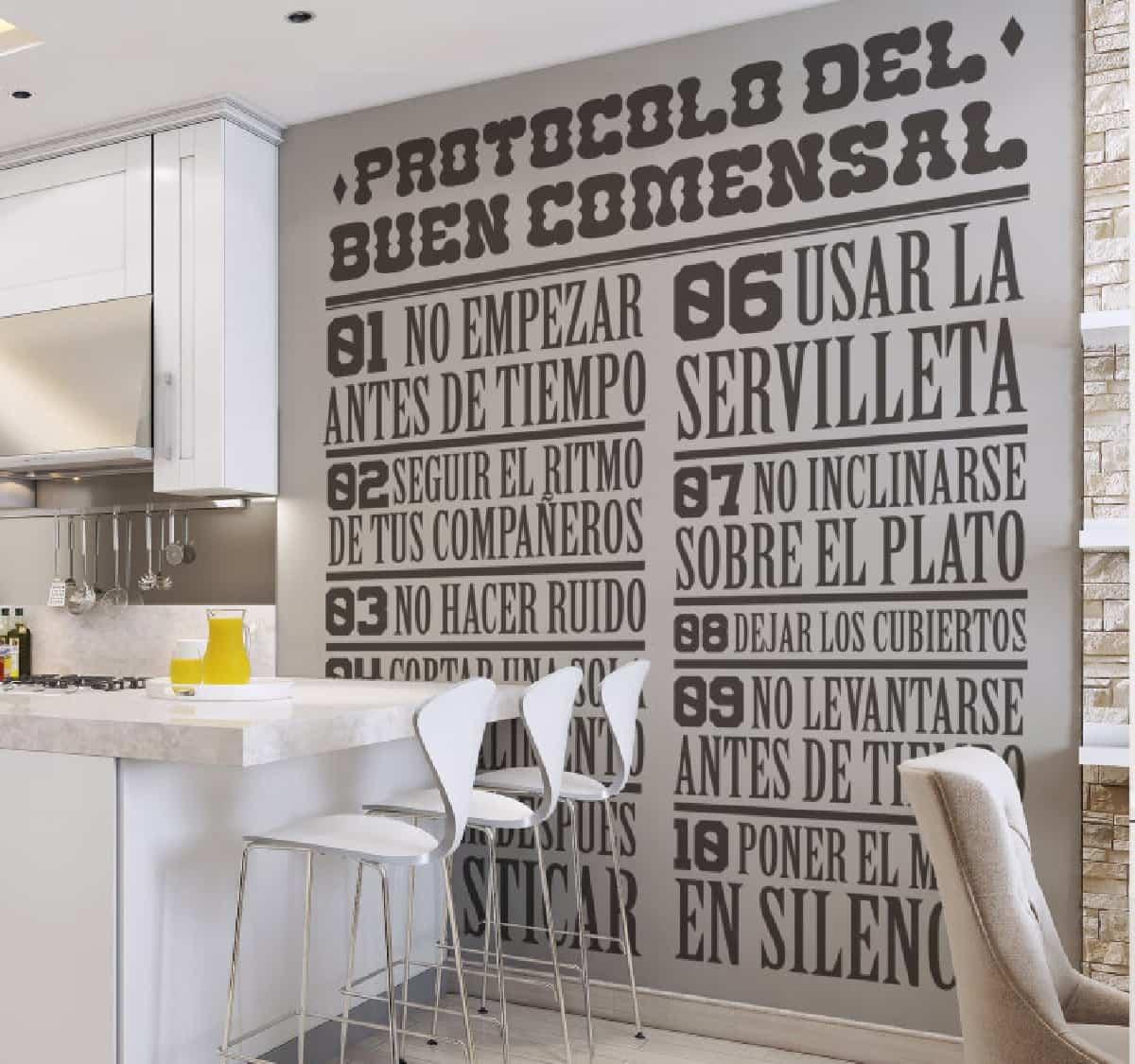 ideas para renovar las paredes de la cocina sin obras 4