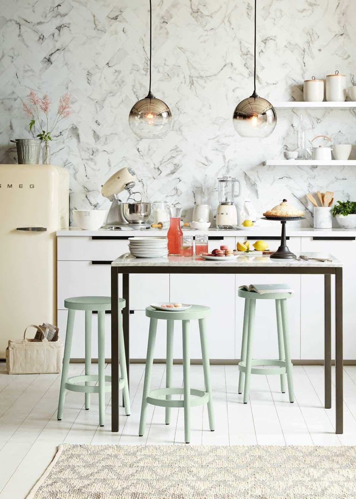 ideas para renovar las paredes de la cocina sin obras 5