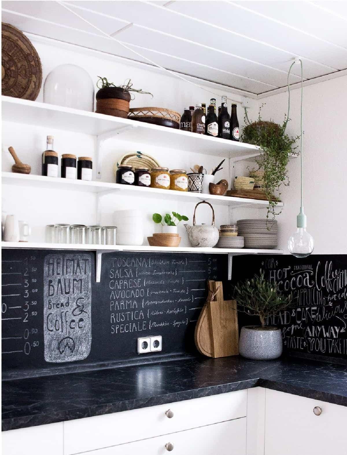 ideas para renovar las paredes de la cocina sin obras 6