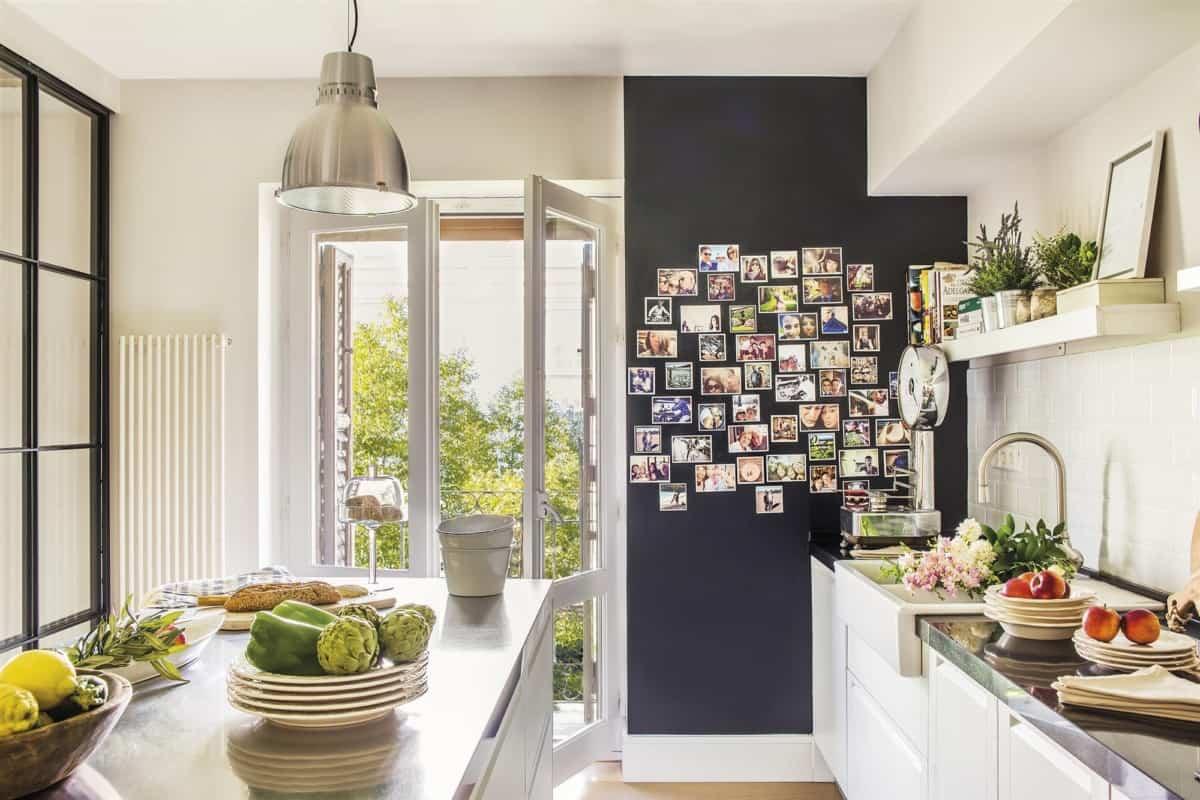 ideas para renovar las paredes de la cocina sin obras 8