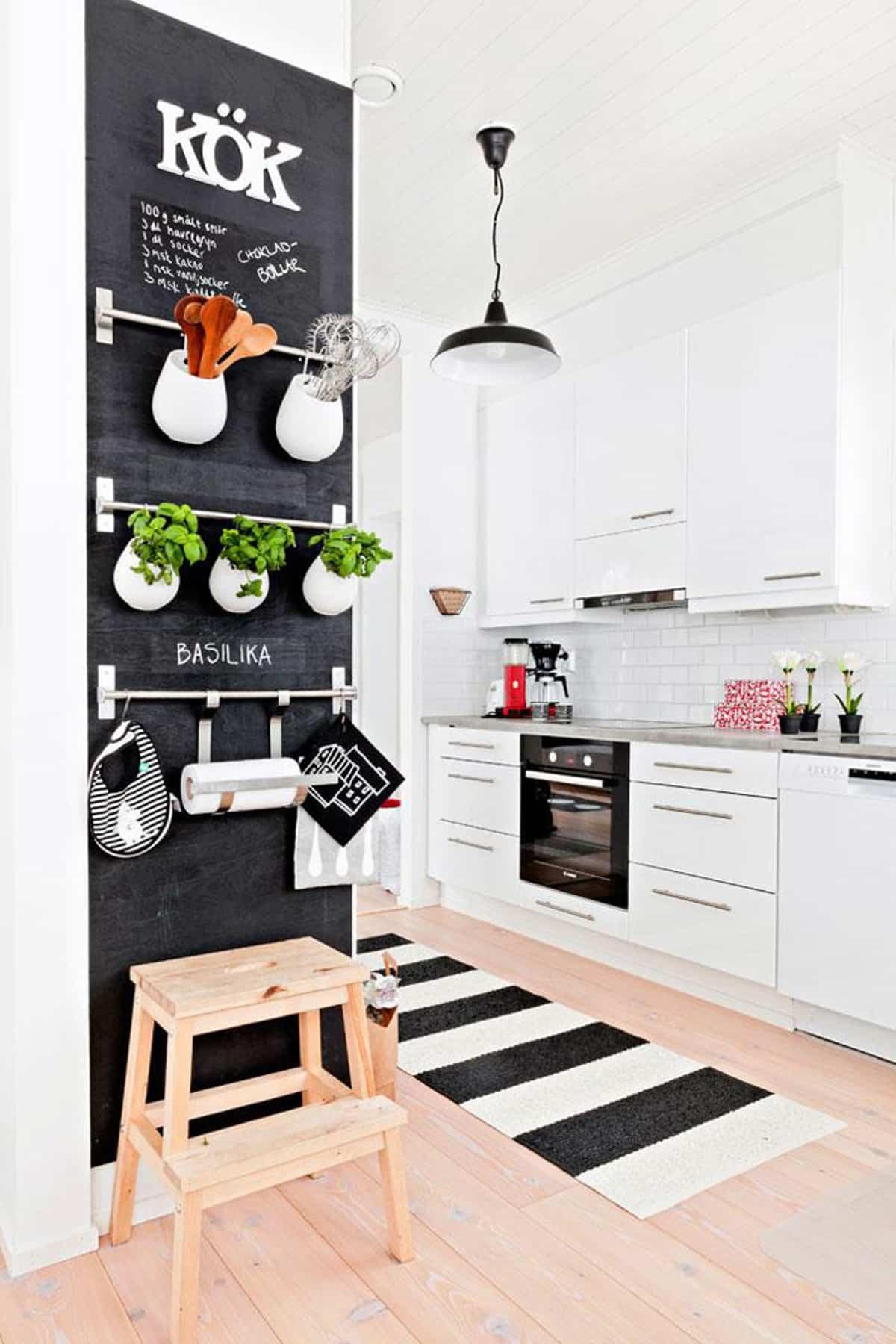 ideas para renovar las paredes de la cocina sin obras 9