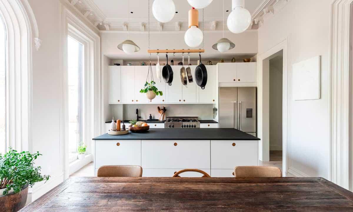 Cocinas nórdicas: diseño, funcionalidad y calidez