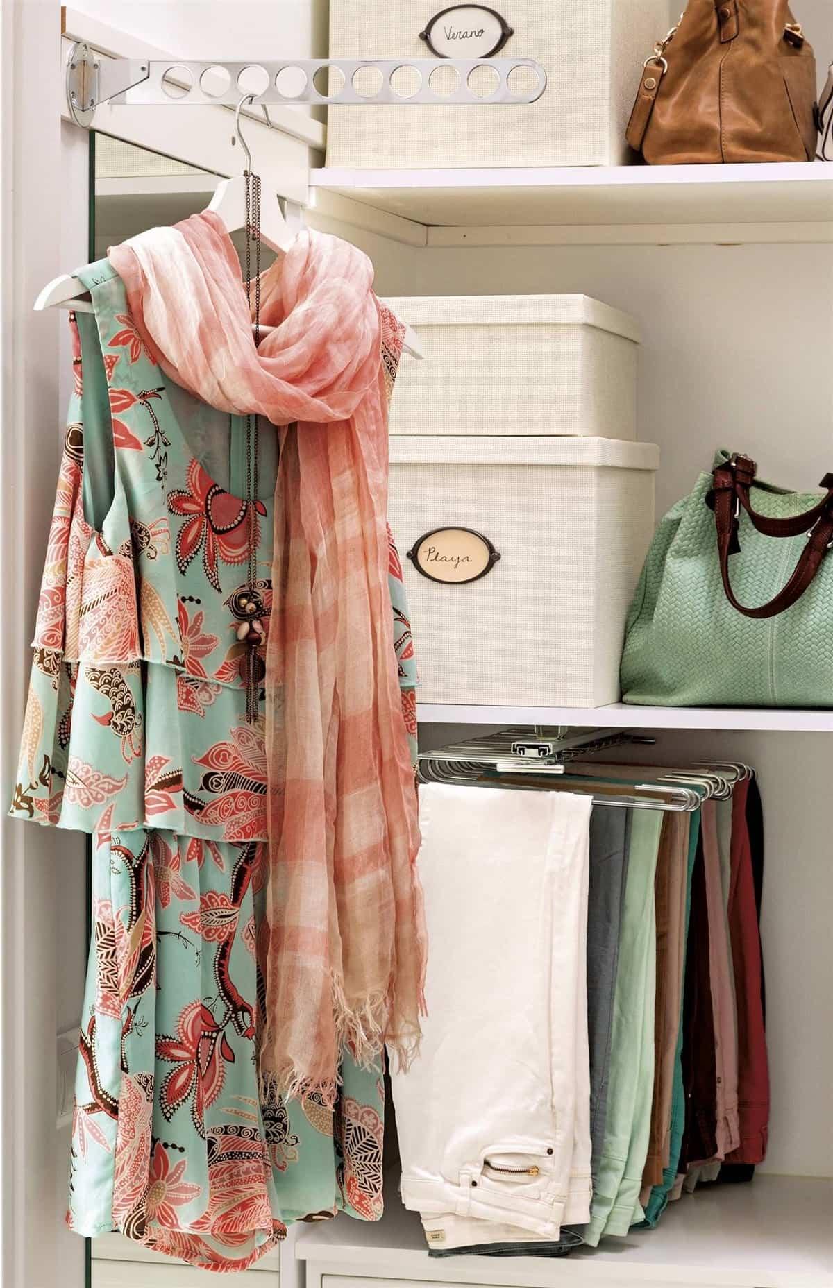 tips para mantener tu armario ordenado 9