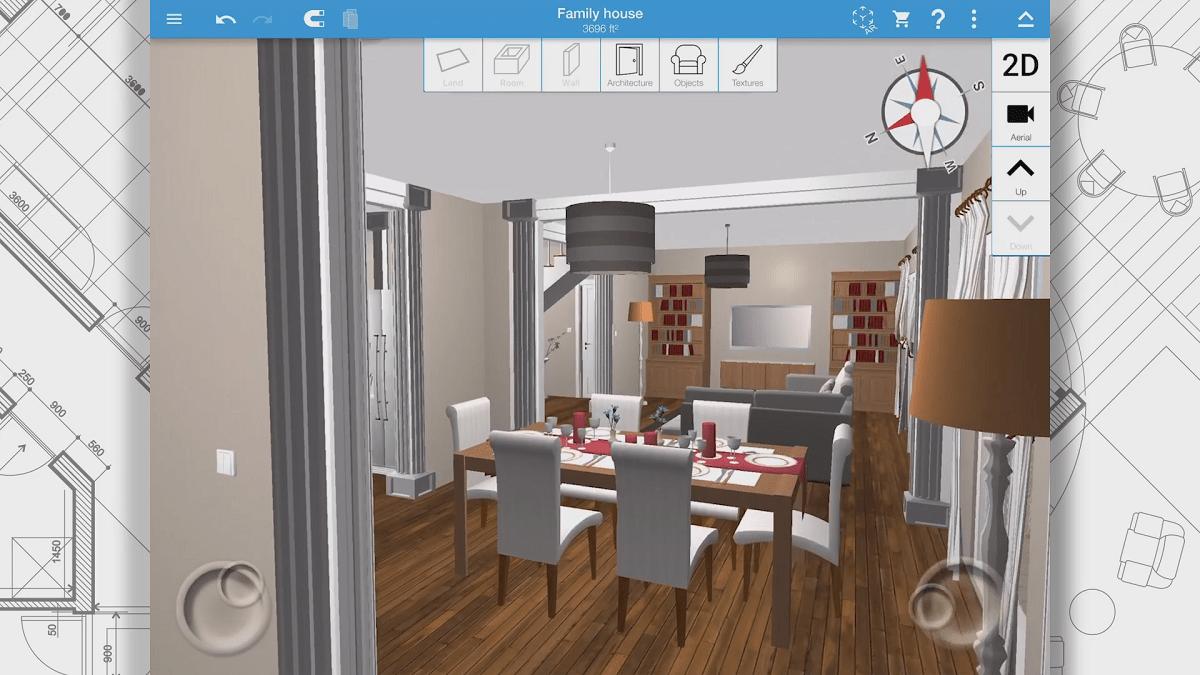 apps para redisenar y decorar tu hogar 5