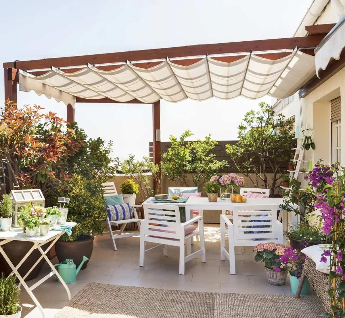 claves para elegir las mejores telas de exterior para la terraza 7