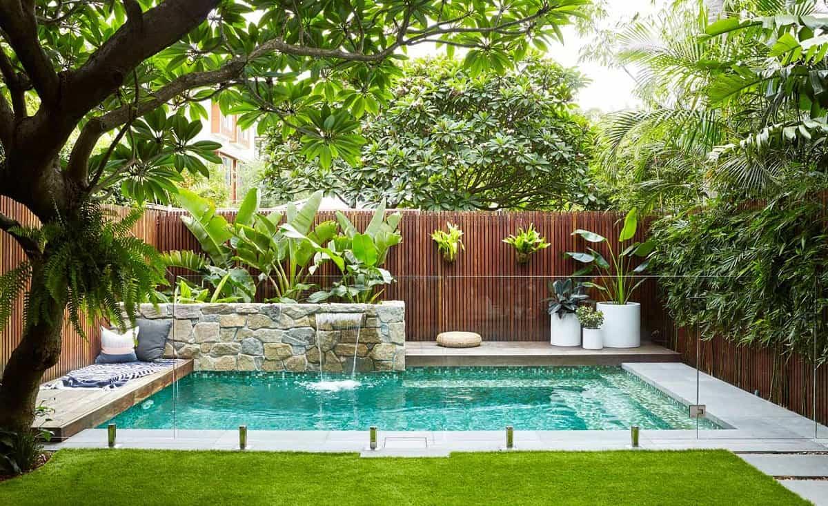 claves para elegir las plantas y arboles en la zona de la piscina 12