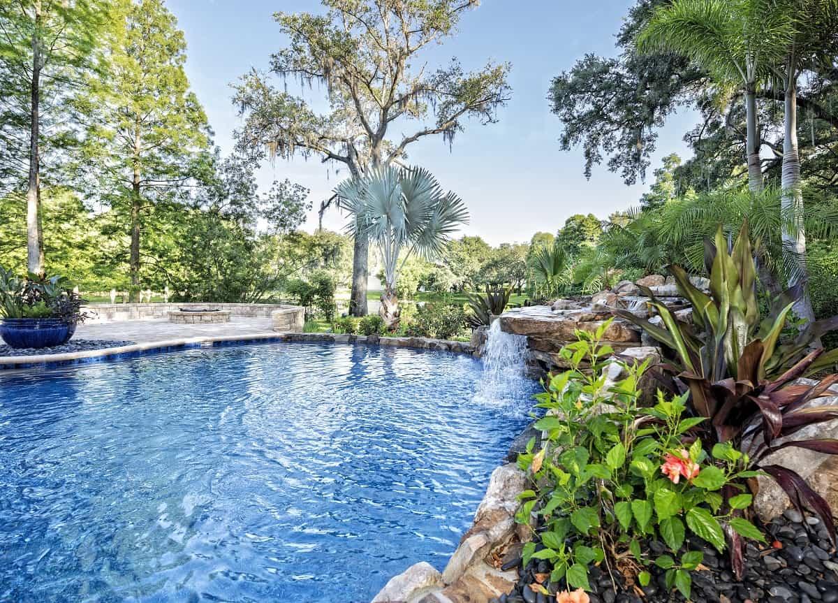 claves para elegir las plantas y arboles en la zona de la piscina 7