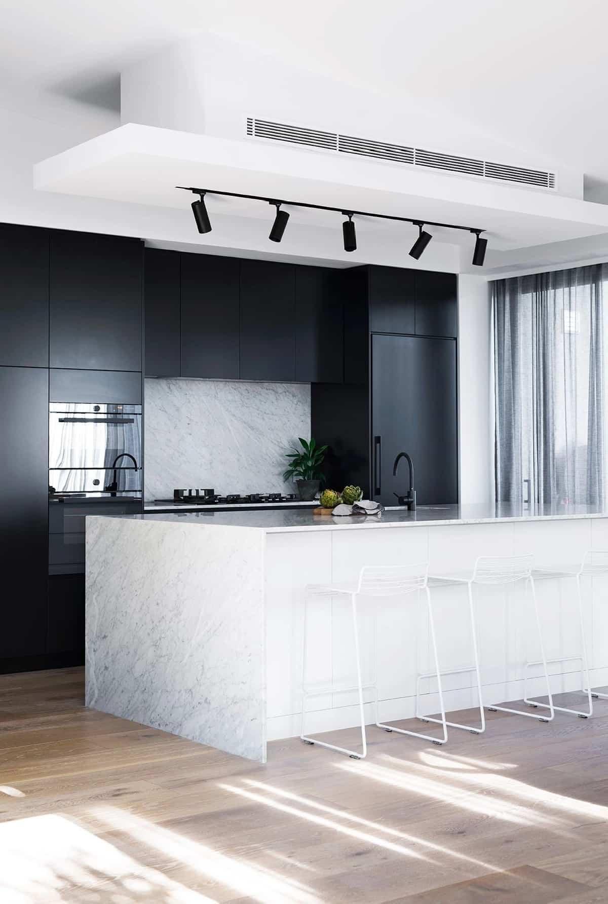 ideas para decorar tu hogar con el color negro 10