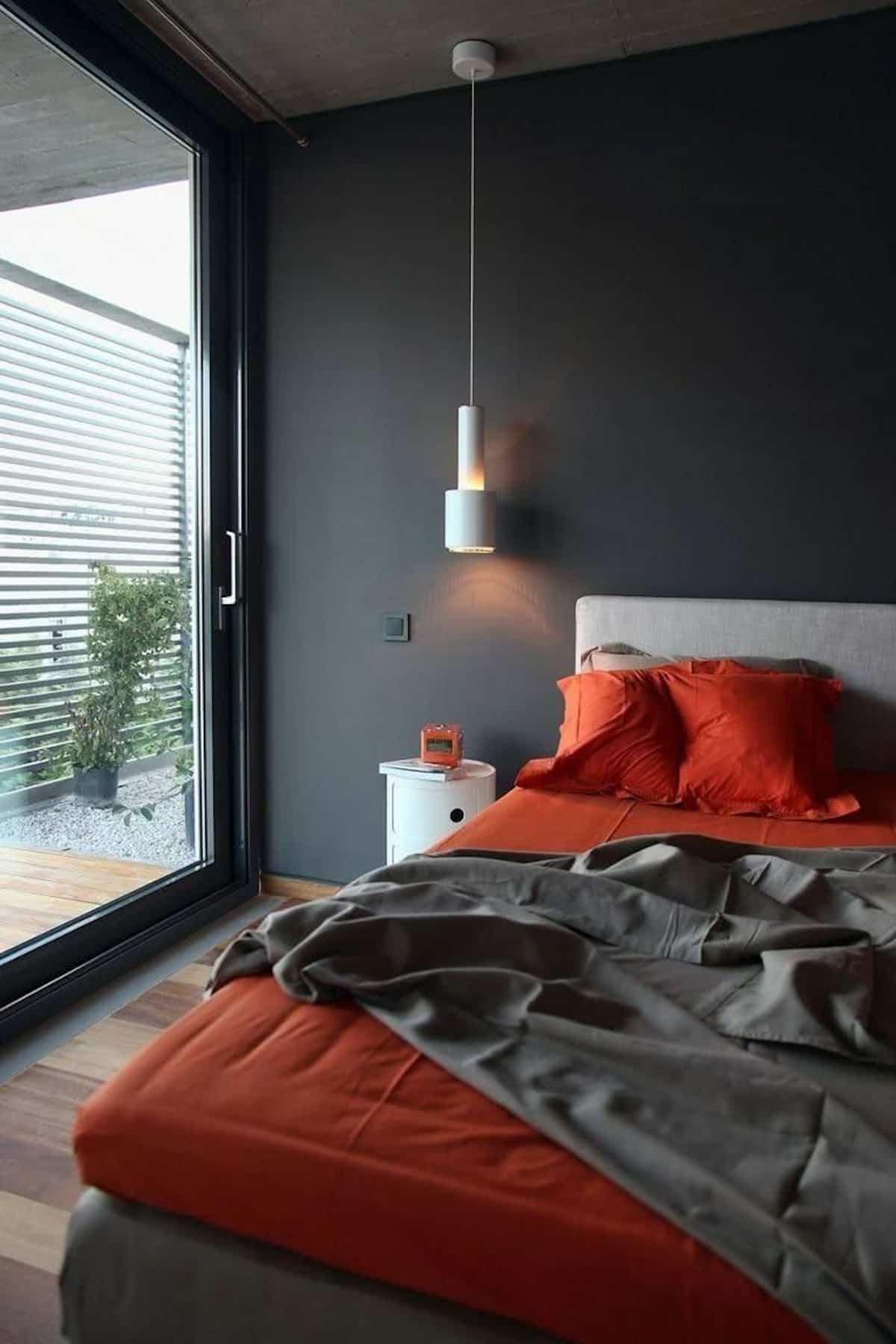 ideas para decorar tu hogar con el color negro 11